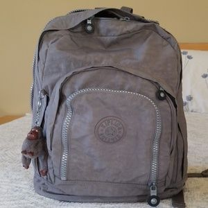 Kipling expandable backpack
